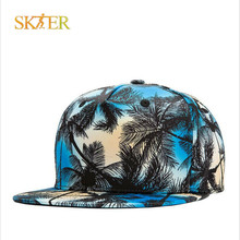 3D PRINT quality  skateboard cap high cotton for skateboarding sports and hip hop 100% CAP