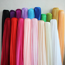 Hot!Pearlescent Ice Silk Fabric Wedding Thick Yarn Party Decorative Background Hanging Cloth