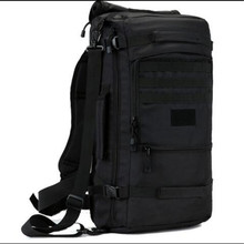 New military  backpack male 60 l water-proof Oxford 1680 d bags waterproof oxford backpack mochila notebook laptop