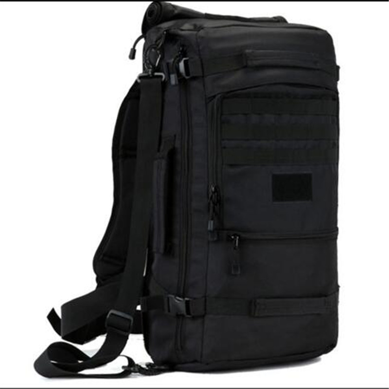 New military backpack male 60 l water-proof Oxford 1680 d bags waterproof oxford backpack mochila notebook laptop oxford borboniqua oxford