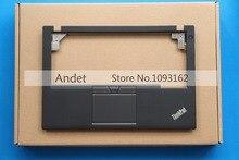 Новые оригинальные для Lenovo ThinkPad X250 X250I X240 palmrest крышка верхний регистр + 3 три клавиши Touchpad + кабель 00HT391
