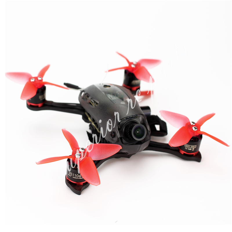 Emax babyhawk-r course (R) 112mm F3 Magnum Mini FPV course Drone RC 3 S/4 S RS1106 5.8g VTX commutable 25/200 mw Micro capteur CCD