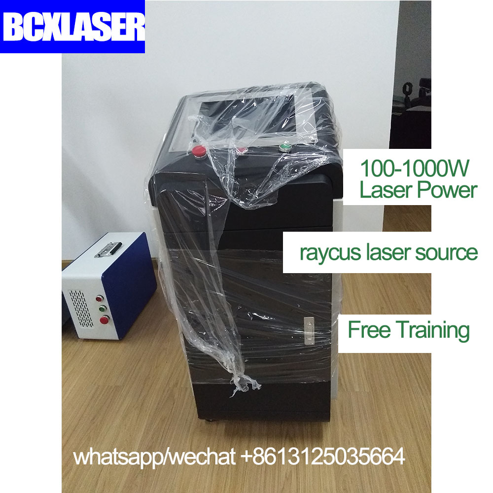 laser cleaning machine rust removal 100W 200W 500W 1000W ...