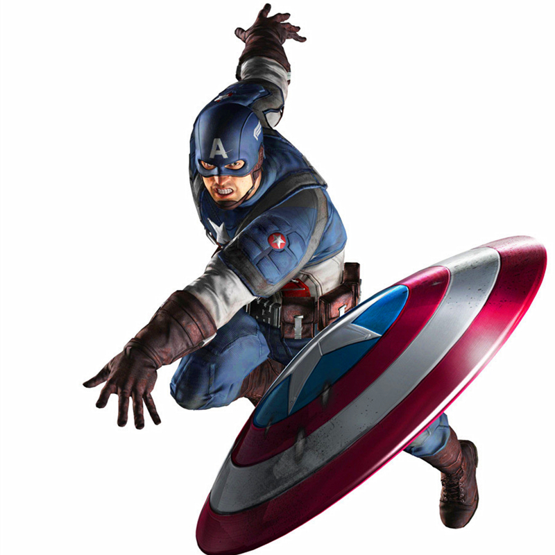 New 2015 high quality marvel avengers 2 abs captain - High quality anime pictures ...