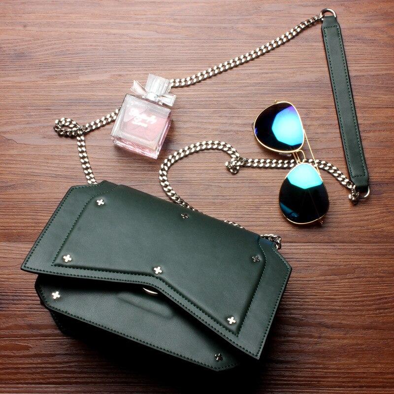 Nuovo 2017 di cuoio Delle Donne del Sacchetto di Spalla Sacchetti di Borsette Casual Borse piccolo messaggero bolsas borsa di borse di lusso borse delle donne del progettista