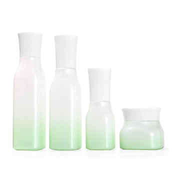 100ml Face Cream Lotion Bottle with White Cover,100ml Spray Glass Bottle