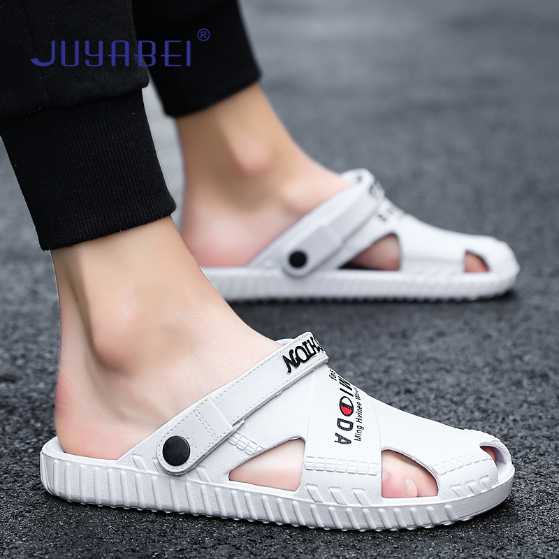 Doctor Shoes Summer Anti-skid Soft Bottom Medical Slippers Men Beach Shoes Hospital Lab Dental Clinic Pharmacy Work Slippers