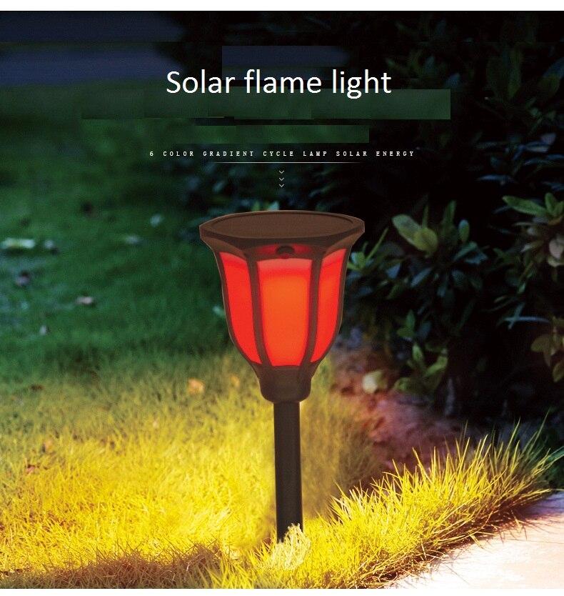 Parede Solar Jardim Poste de Luz Ao