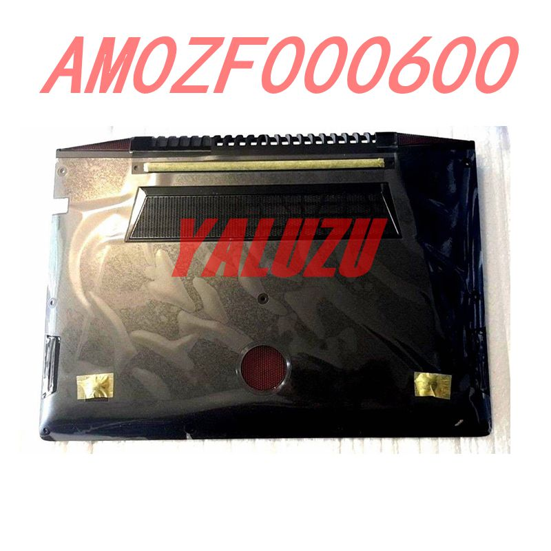 YALUZU new for <font><b>Lenovo</b></font> Ideapad <font><b>Y700</b></font>-15ISK <font><b>Y700</b></font>-15ACZ Touch Screen Bottom <font><b>Case</b></font> Cover AM0ZF000600 5CB0K25546 image