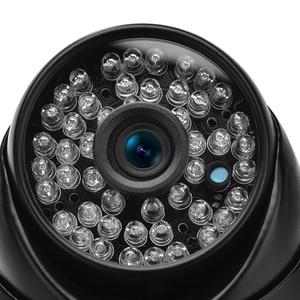 Image 5 - BESDER geniş açı 2.8mm Vandal geçirmez 1080P IP kamera Dome su geçirmez 48 adet IR LED kapalı açık ağ IP kamera IR kesim ONVIF