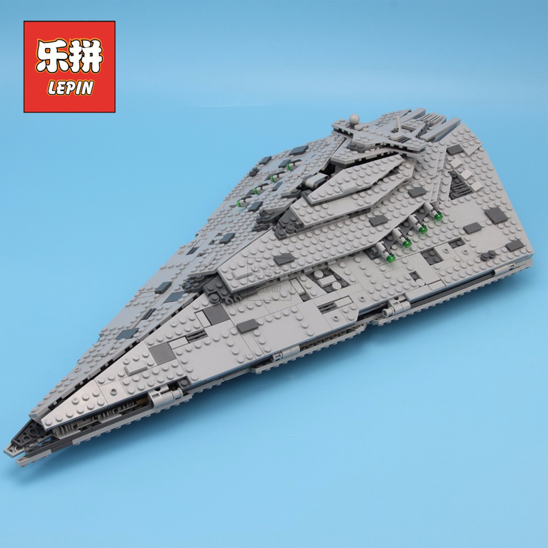 Lepin Star Plan Wars 05131 Starwars the First order Star Model Destroyer Set 75190 Legoingly Building Blocks Bricks Toy DIY Gift [jkela]499pcs new star wars at dp building blocks toys gift rebels animated tv series compatible with legoingly starwars