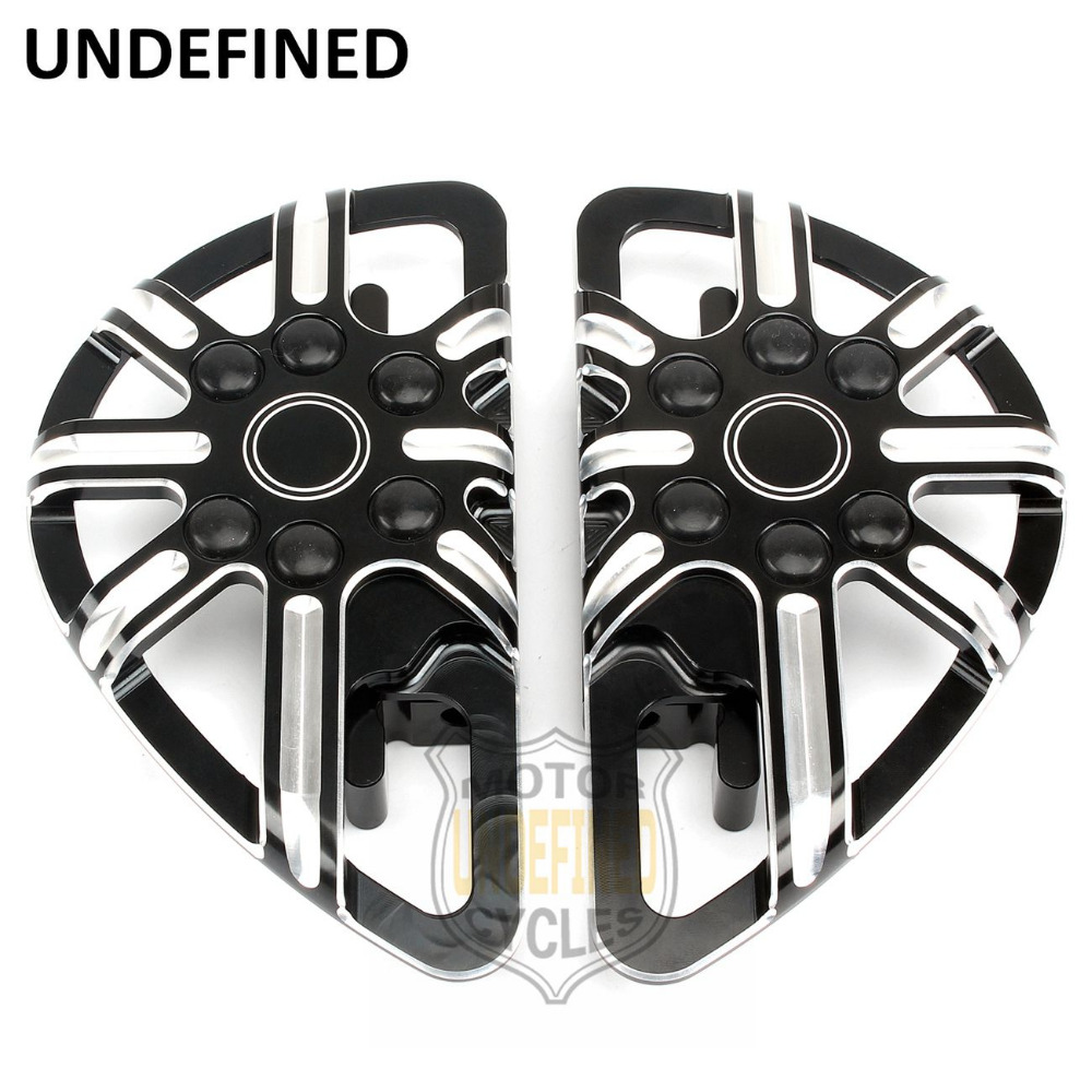 Motorcycle CNC Rear Passenger Floorboards Footrest Pedals For Harley Touring Road King Dyna Electra Glide FLHT FLSTMotorcycle CNC Rear Passenger Floorboards Footrest Pedals For Harley Touring Road King Dyna Electra Glide FLHT FLST