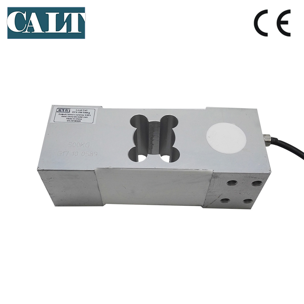 Low price 500kg Load Cell Small Single Shear Beam aluminium alloy Weighting Sensor DYX-306Low price 500kg Load Cell Small Single Shear Beam aluminium alloy Weighting Sensor DYX-306