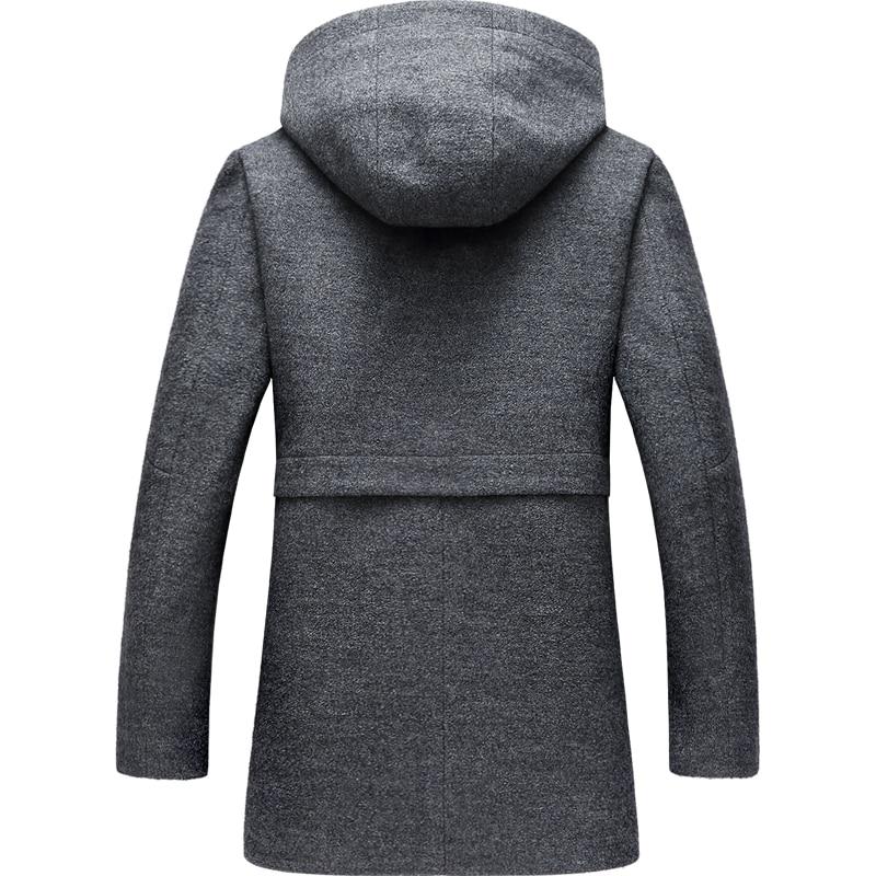 Toyouth зима письма утолщение Для женщин пальто с длинным рукавом Silver стеганая куртка теплый с капюшоном женский парка зимние пальто Верхняя о... - 2