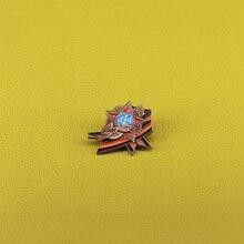 CCCP булавка, значок советского ордена победы, медаль СССР, копия России, красная звезда, брошь для мужчин, патриот, подарок