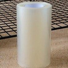 1 Roll Transparent Baking Ribbon Cake Mousse Edge Wrap Neck Packaging DIY Decoration Tools