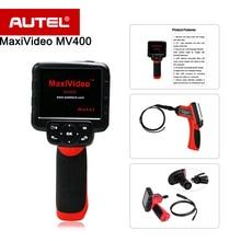 Autel Maxivideo MV400 Digital Videoscope 8.5mm & 5.5mm Cabeça Da Câmera Sem Fio Câmera de Inspeção Automática