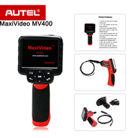 Autel Maxivideo MV400 Digital Videoscope 8.5mm & 5.5mm Camera Head Wireless Automatic Inspection Camera
