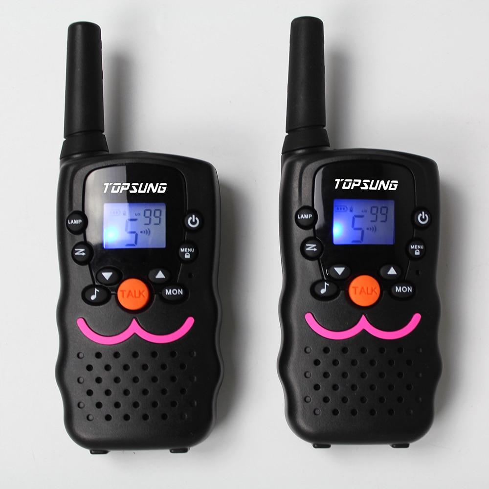 Long range VT8 PMR446 1W portable 2 way mobile radio walkie talkies pair UHF transceiver transmitter