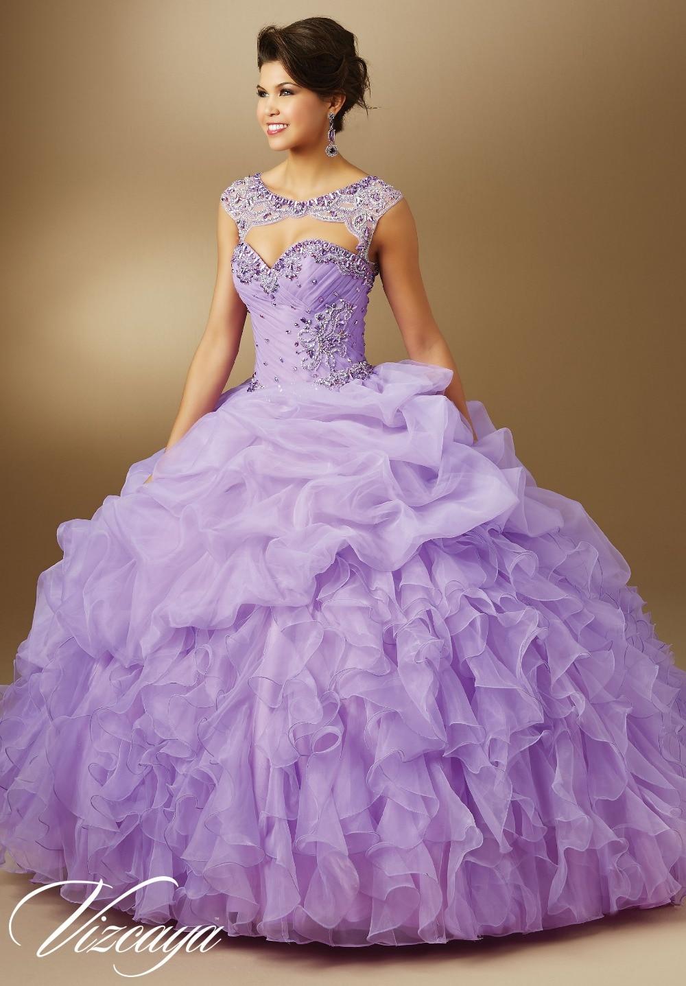 Popular Purple Quinceanera Dresses-Buy Cheap Purple Quinceanera ...