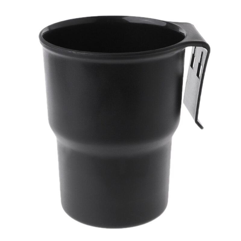 Горячая новинка, 1 шт. автомобильный контейнер для мусора, держатель для бутылки с напитком, автомобильная коробка для телефона, органайзер для автомобиля, аксессуары для интерьера, 3 цвета, высокое качество - Название цвета: Черный