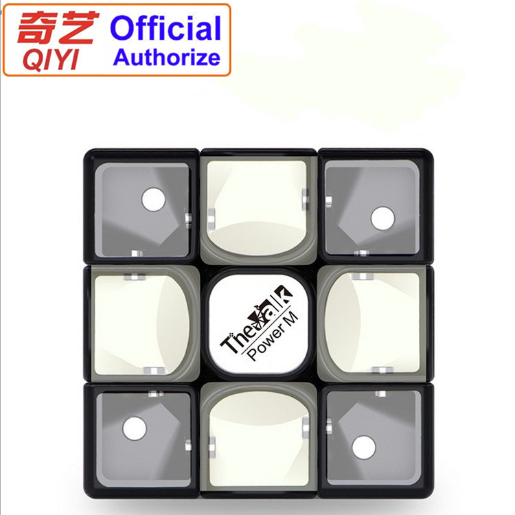 Qiyi Valk 3 Power M 3x3x3 Magic Cube Puzzle Mofanfge Valk3 Magnetic Cube 3x3 Speed Cube Professional Educational Toy Game QY111 roland m cube gx