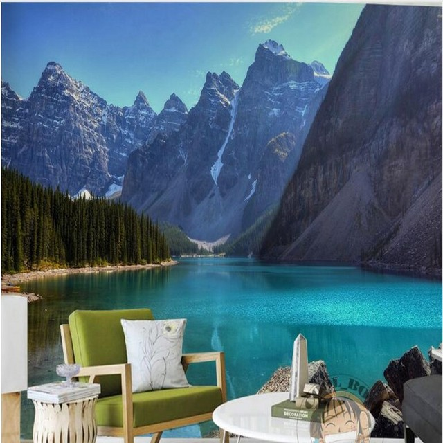 Beibehang Customized Large Scale Murals Modern Fantasy Aesthetic