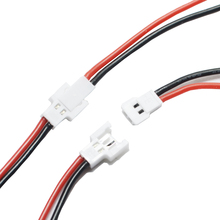 1S 2 Pins Mirco Model Battery Connector for RC Helicopter QAV Multicopter
