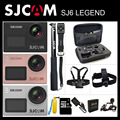 Original sjcam sj6 lenda ação esportes câmera wi-fi dv notavek 96660 24fps 4 K Ultra HD SJ Cam À Prova D' Água 2.0 Polegada Tela Sensível Ao Toque
