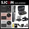 Original sjcam sj6 leyenda cámara de acción wifi dv deportes notavek 96660 4 K 24fps Ultra HD Impermeable Pantalla Táctil de 2.0 Pulgadas SJ Cam