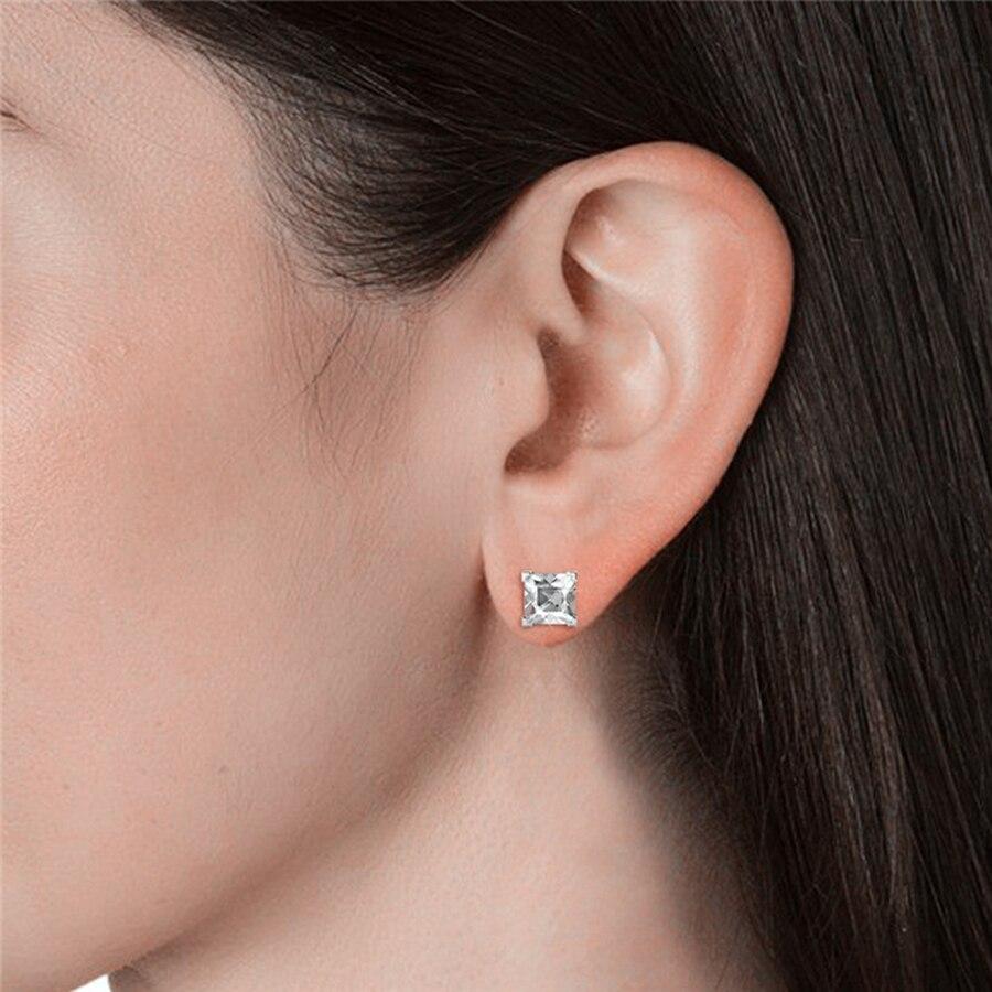 Ses bijoux 7 jours boucles d'oreilles ensemble fait avec des cristaux de swarovski, offre spéciale boucles d'oreilles bijoux pour les femmes HE0234 - 6