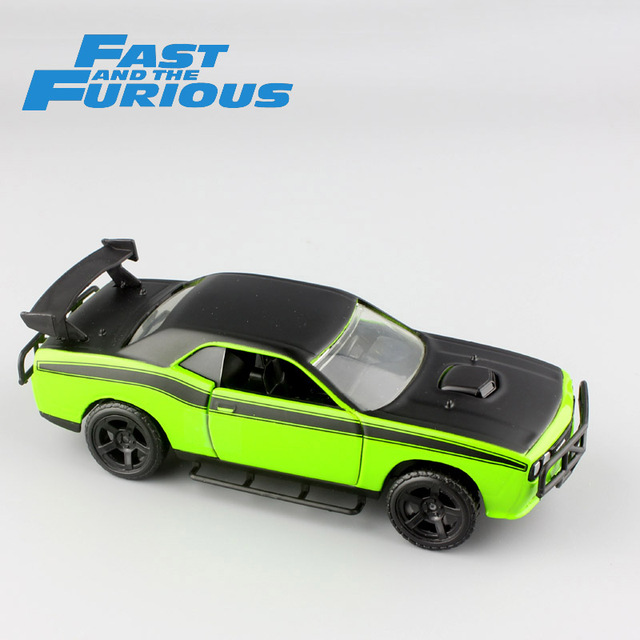 Child's 1 32 Scale mini FAST FURIOUS letty's DODGE Charger