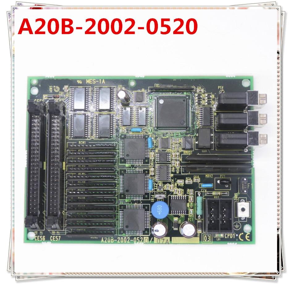 For FANUC I O communication board IO card A20B 2002 0520