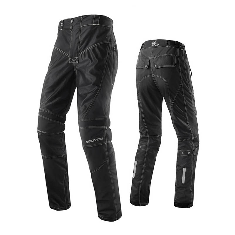 Scoyco P017-2 Motorcycle Pants Protective Racing Trousers Sports Riding Windproof Motorbike pantalon moto motocross motocicleta scoyco motorbike motorcycle motocross racing body armor riding protective gear absorbent perspiration breathable shirt stretch