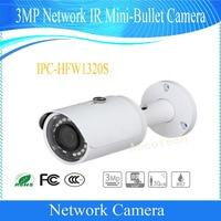 DAHUA 3MP Small Fixed IR Bullet IP Camera IP67 With POE Original English Version Without Logo
