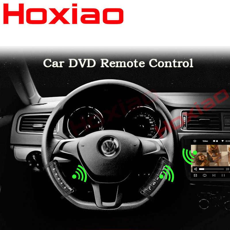 Control remoto Universal del volante del coche botón de control remoto de la navegación del coche DVD/2 din android/ventana Bluetooth inalámbrico