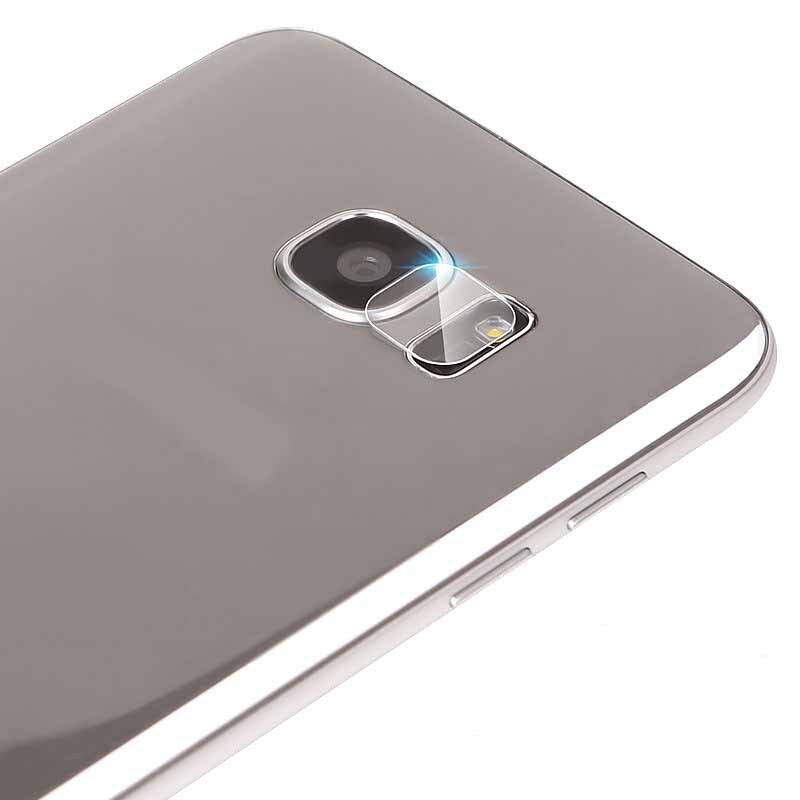 DREAMYSOW Camera Lens Film Tempered Glass For Samsung S6 Edge S7 S8 S9 Plus For Samsung Note 3 4 5 8