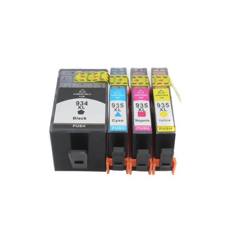 Einkshop compatible Ink Cartridge replacement For hp 934 935 934xl 935xl for Officejet Pro 6830 6230 6815 6812 6835 Printer ink