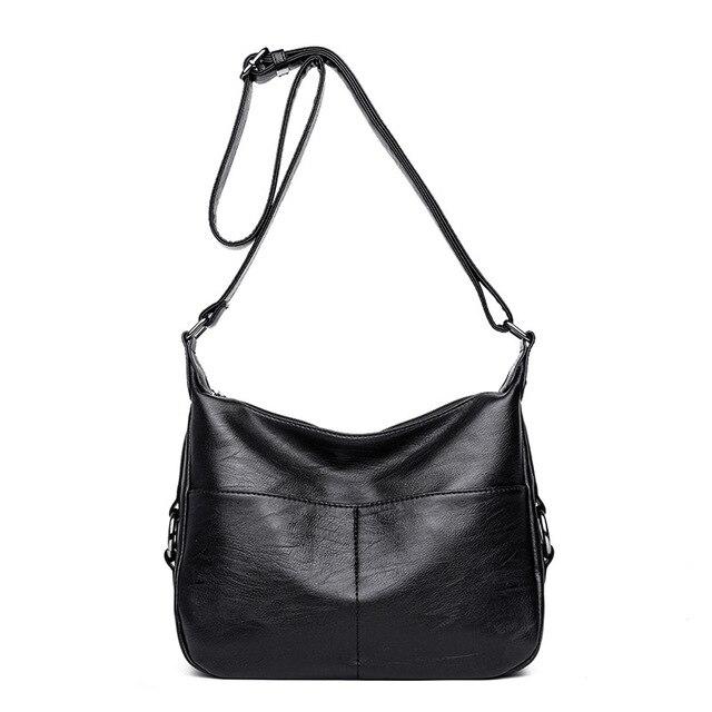 Sac A Main Leather...