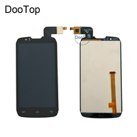 Top Quality For Highscreen Boost DNS S4502 S4502M DNS S4502 LCD Display With Touch Screen Digitizer