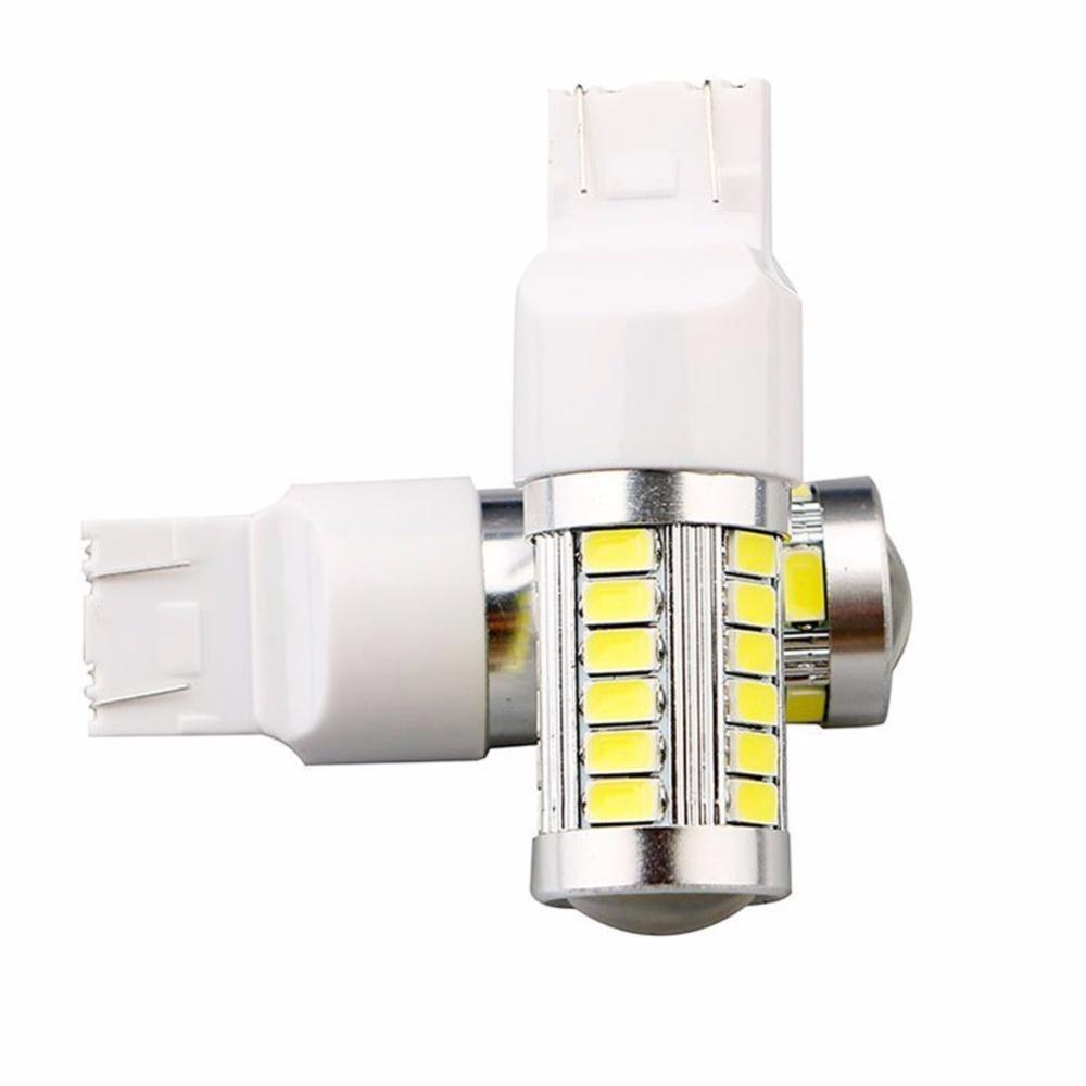 2gab. Super Bright 7443 Led lukturi automašīnām Bremžu - Auto lukturi - Foto 2