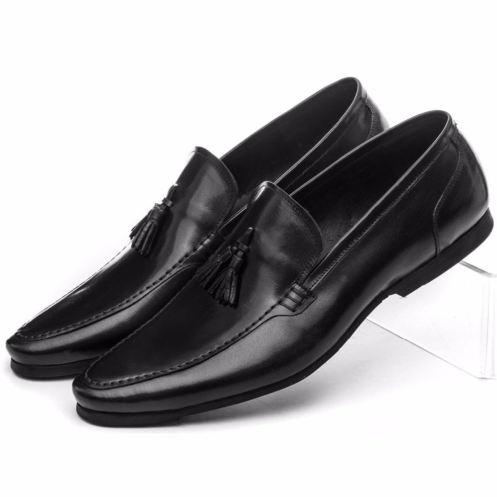 Masculins Black Tan Entraînement Cuir Hommes D'été Mocassins En Brun Mocassin Grande Appartements brown Véritable Eur45 Tan Chaussures Taille Occasionnels noir hdrxstCQ