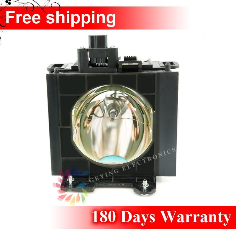 Free Shipping Original Projector Lamp ET-LAD57 / NSHA315W For Pana sonic PT-D5700 / PT-D5700L replacement projector lamp et lad57 for panasonic pt dw5100 pt d5700l pt d5700 pt d5700e pt d5700el pt d5700u pt d5700ul