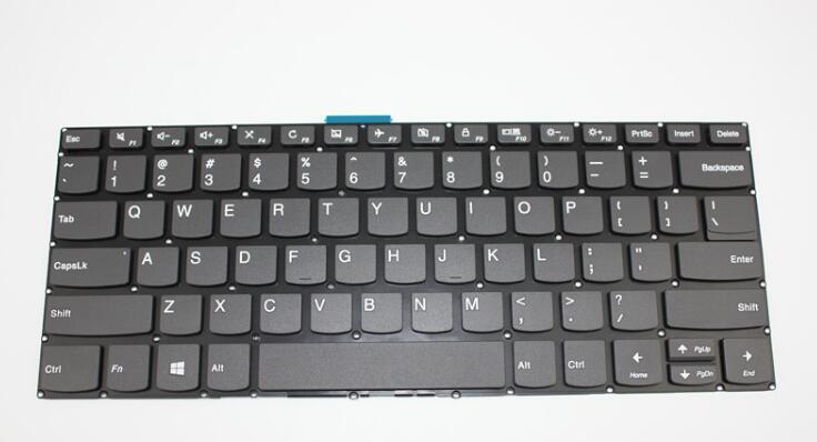 US $37 99 5% OFF|keyboard for Lenovo IdeaPad 320 14 320S 14 120S 14  US/RUSSIAN/UK/FRENCH/LATIN  SPANISH/SWEDISH/NORWEGIAN/DANISH/FINNISH/NORDIC-in