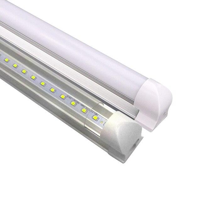 T8 LED Tubes 4ft Integrated LED Fluorescent Light SMD3528