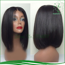 Short Lace Front Wigs Human Hair Top Quality Glueless Lace Front Human Hair Wigs Virgin Brazilian Bob Wigs For Black Women