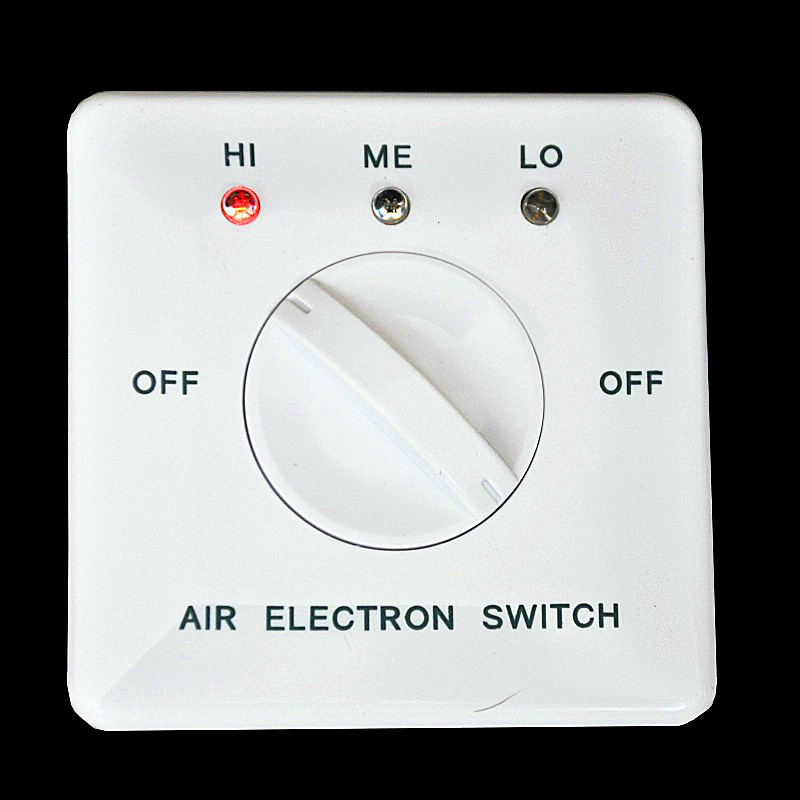 High quality 3 grade air conditioner switch wall switch AC 220V 2A fan speed controller adjustable free shipping 2016year very hot sale rotary switch for pedestal fan 3 position rotary switch fan speed controller switch high quality switch