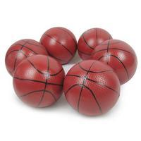 Limited Apresurado Unisex 13-24 Meses de Fútbol Burbuja 2 unid Mini Niños Pat Pequeña Bola de Juguete de Baloncesto Deportes de Los Niños con Bomba
