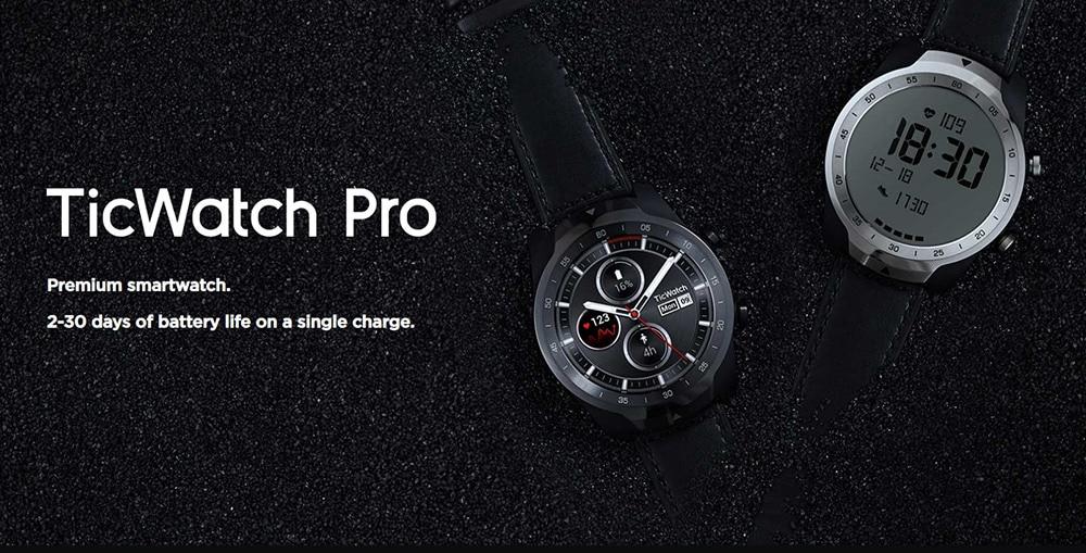 NFC Hygia Ticwatch Smart 3