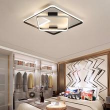 New font b led b font ceiling light for living room dining room bedroom luminarias para